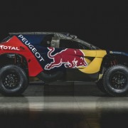 Французы представили обновленный автомобиль для Дакара!