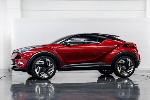 Toyota Scion C-HR: фото, характеристики, цена