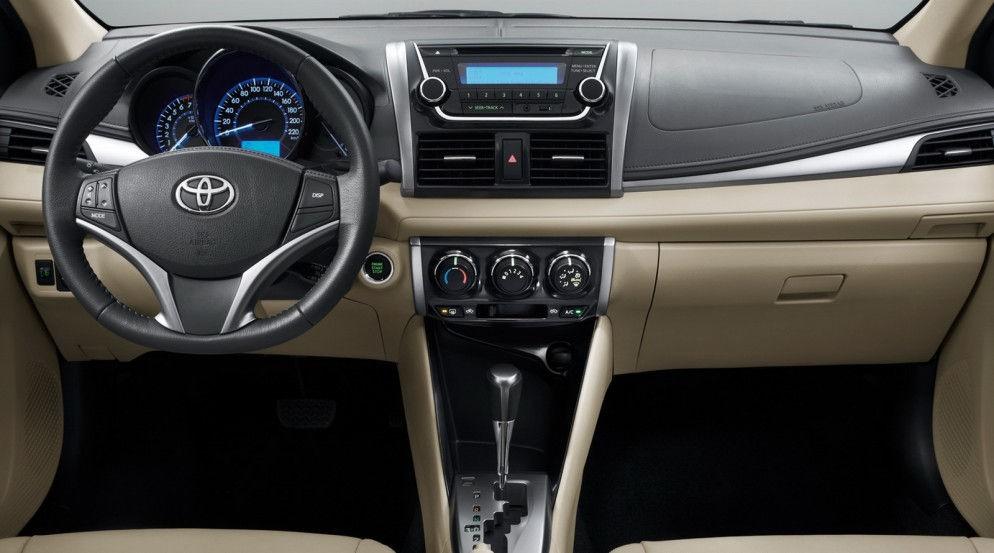 Новый Toyota Yaris (Toyota Vios)