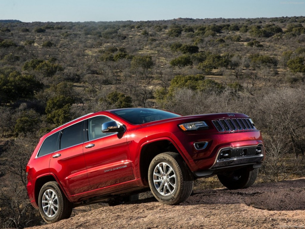 Jeep Grand Cherokee отзывают в России