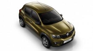 Renault Kwid цена в России