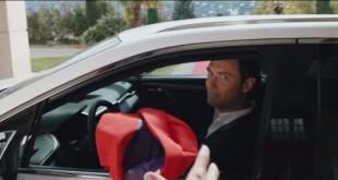 Lexus RX реклама с Джуд Лоу 2015