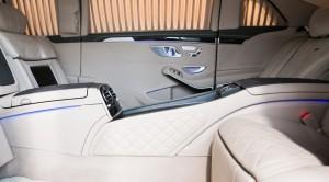 Мерседес S600 в России фото, цена