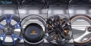 Автомобильные шины будущего видео
