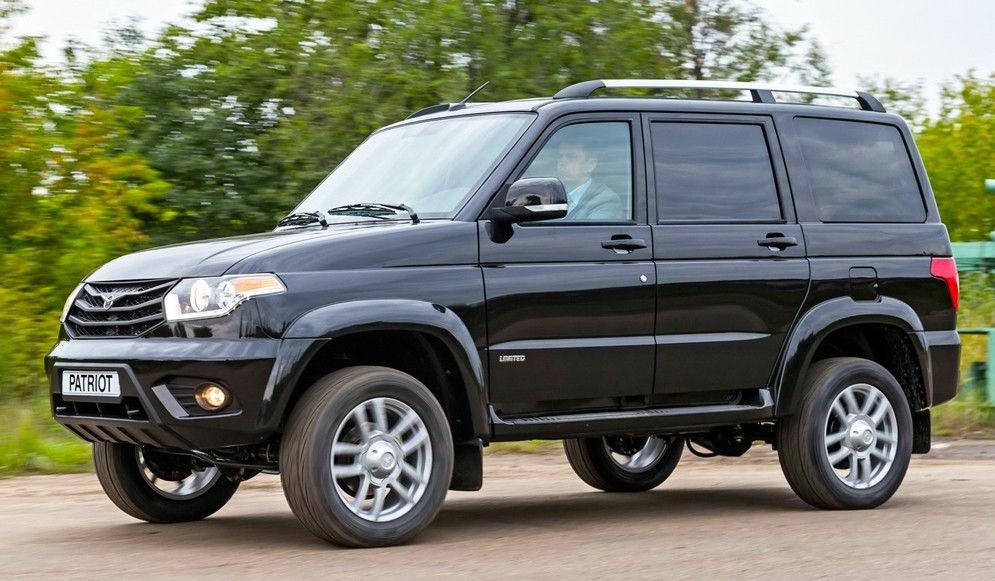 УАЗ Патриот 2016: старт продаж, фото, цена