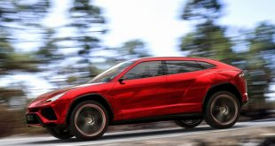 Lamborghini Urus фото, характеристики