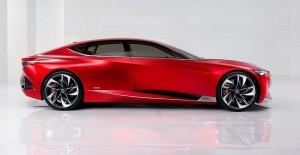 Acura Precision: фото, видео, характеристики