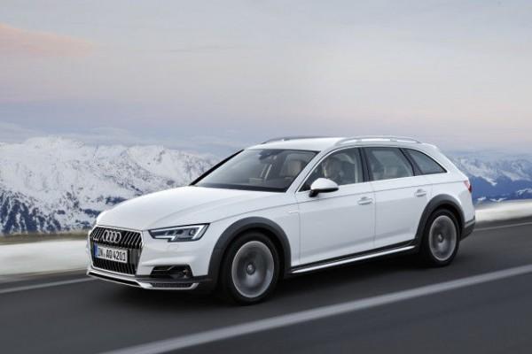 Audi A4 Allroad Quattro 2016_1