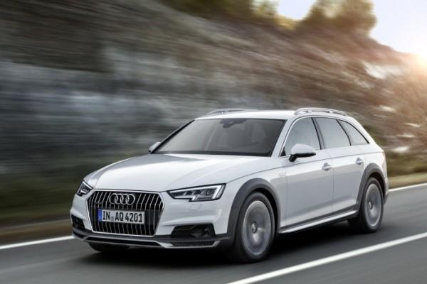 Audi A4 Allroad Quattro 2016_3