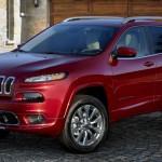 Jeep Cherokee Overland 2016