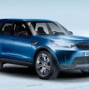Land Rover Discovery 5: фото, характеристики и цена