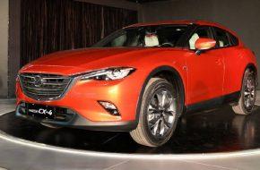 Mazda CX-4 2016-2017 (1)