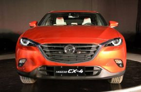 Mazda CX-4 2016-2017 (2)