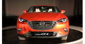 Mazda CX-4: фото, цена и характеристики