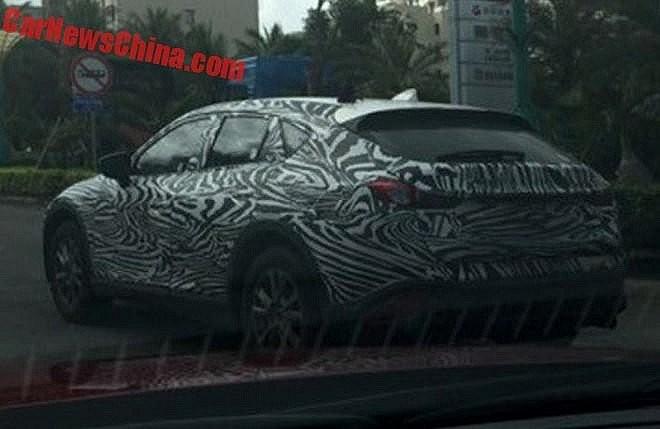 Серийная Mazda Koeru: фото, характеристики