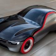 Opel GT Concept: фото, характеристики