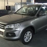 Zotye T600: оглашена цена и старт продаж в России
