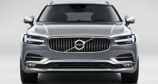 Volvo V90 2016: фото, характеристики, цена