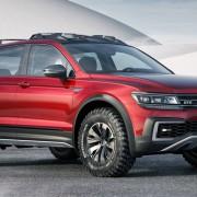 Volkswagen Tiguan GTE Active: фото, характеристики