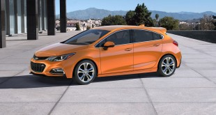 Chevrolet Cruze 2016: фото, характеристики и цена
