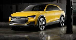 Audi H-Tron Quattro 2016: фото, характеристики