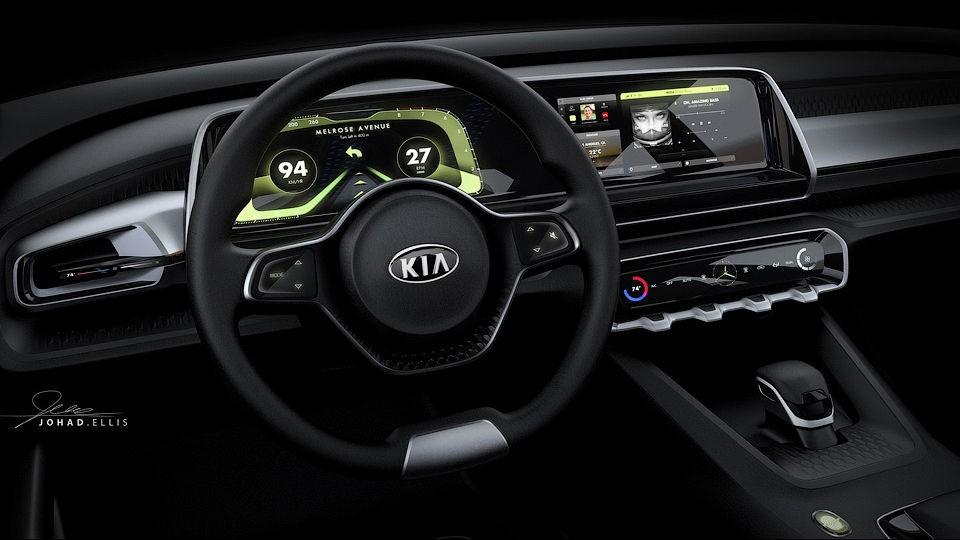 Kia Telluride: фото, характеристики, цена