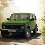 Объявлена дата выхода новой Lada 4×4
