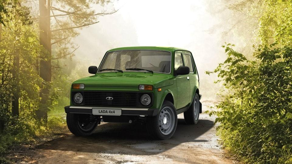 Объявлена дата выхода новой Lada 4x4