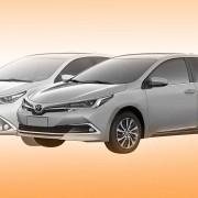 Toyota Corolla 2016: фото, цена