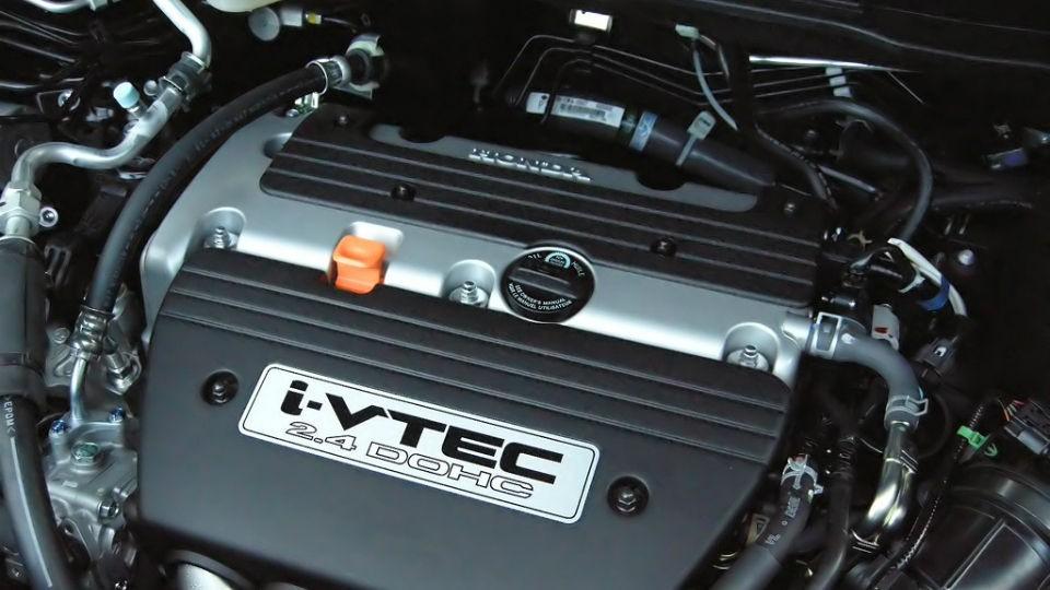 Новый турбированый двигатель Honda