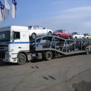 Запрет ввоза автомобилей в Украину