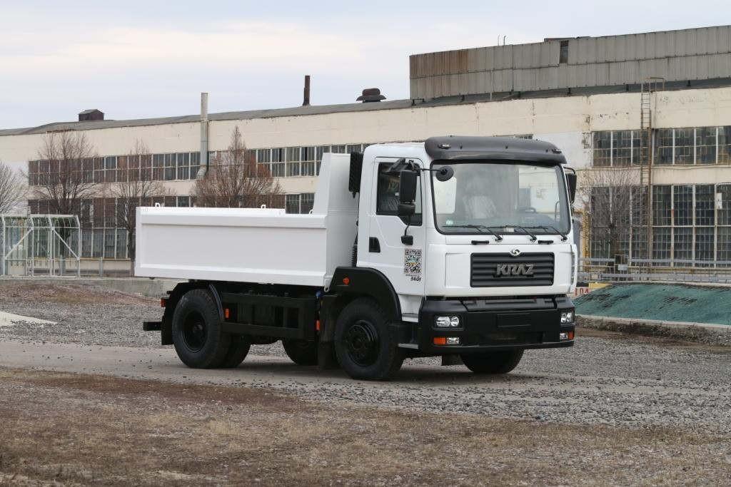 КрАЗ-5401 С2 фото характеристики