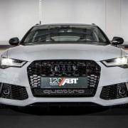 Audi RS6 Avant: технические характеристики, фото