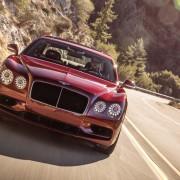 Bentley Flying Spur V8 S: технические характеристики и старт продаж в России