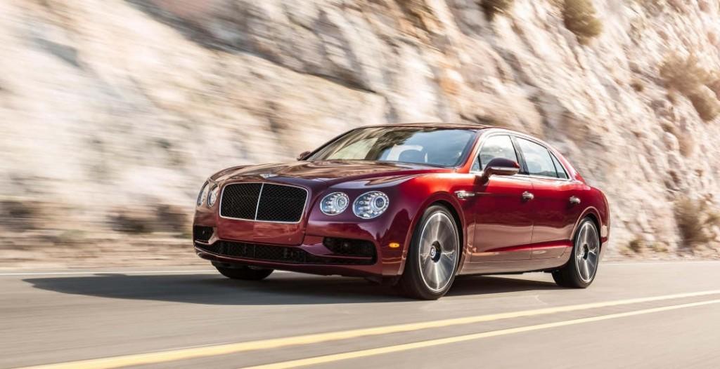 Bentley Flying Spur V8 S технические характеристики и старт продаж в России