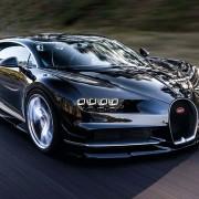 Bugatti Chiron 2016: фото, цена, характеристики