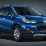 Chevrolet Trax 2017 (Tracker): фото, характеристики, цена