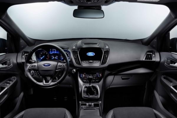 Ford Kuga 2017 (5)