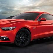Ford Mustang 2016 будет продаваться в России