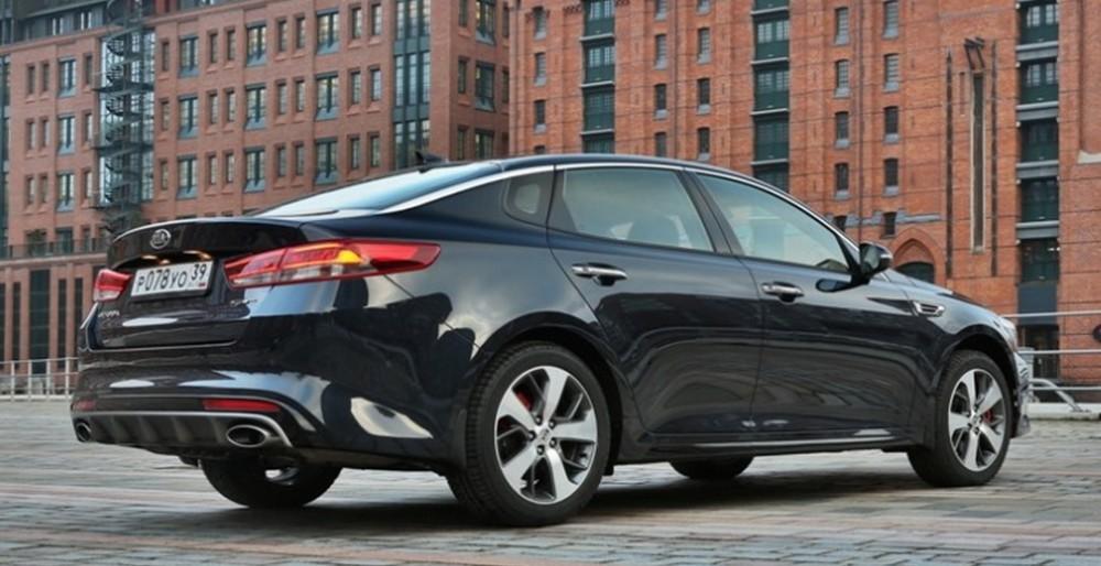 киа 2016 новый кузов комплектации и цены фото
