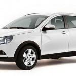 LADA Vesta Cross: первые официальные фото серийного автомобиля