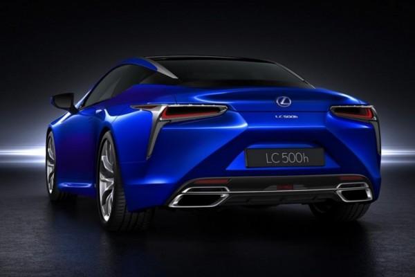 Lexus LC 500h (10)