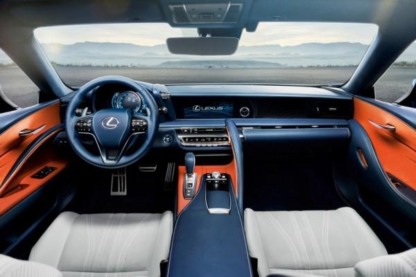Lexus LC 500h (12)