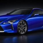 Lexus LC 500h 2016: фото и подробные характеристики