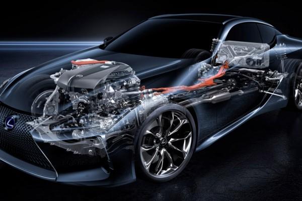 Lexus LC 500h (8)