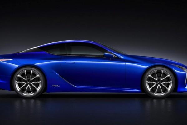 Lexus LC 500h (9)