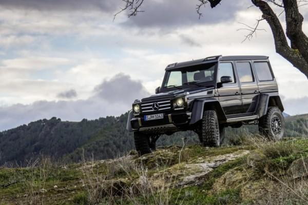 Mercedes-Benz G500 4×4 (1)