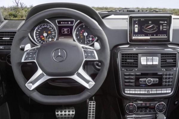 Mercedes-Benz G500 4×4 (5)