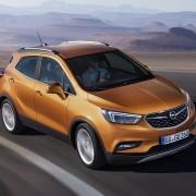 Opel Mokka X 2016: фото, характеристика