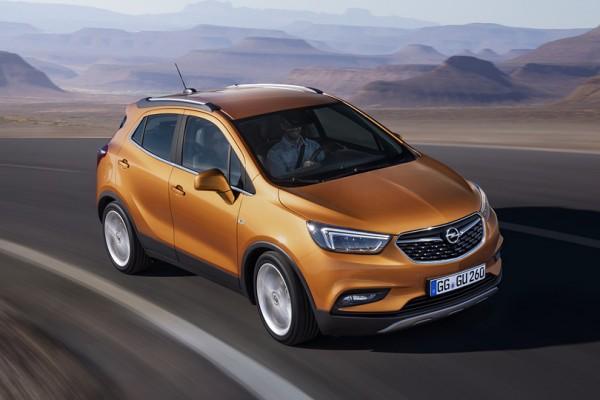 Opel Mokka X 2016 (2)